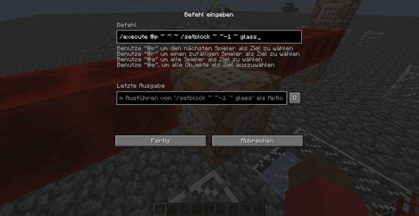 Minecraft Blöcke Direkt Unter Mich Setzten Block - Minecraft spieler fallen