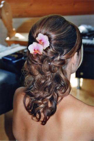 - (Haare, Hochzeit, wedding)