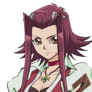 Akiza  - (Friseur, Frisur Anime)
