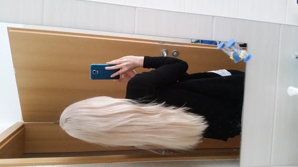 meine Haare - (Haare, färben, weiße Haare)