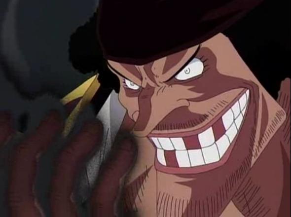- (Anime, One Piece)