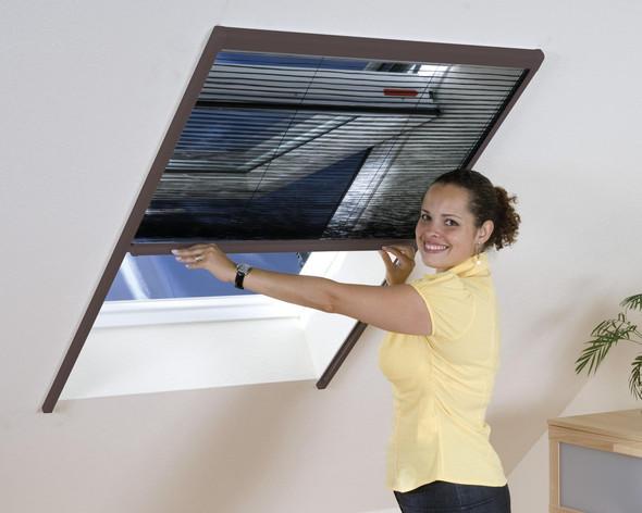 velux fliegengitter f r dachfenster nw62 kyushucon. Black Bedroom Furniture Sets. Home Design Ideas