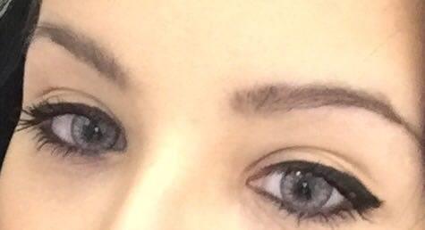 Desio Kontaktlinsen Creamy Beige - (Kontaktlinsen, blau)