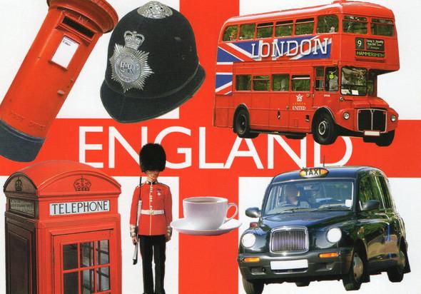 - (London, Grußkarten)