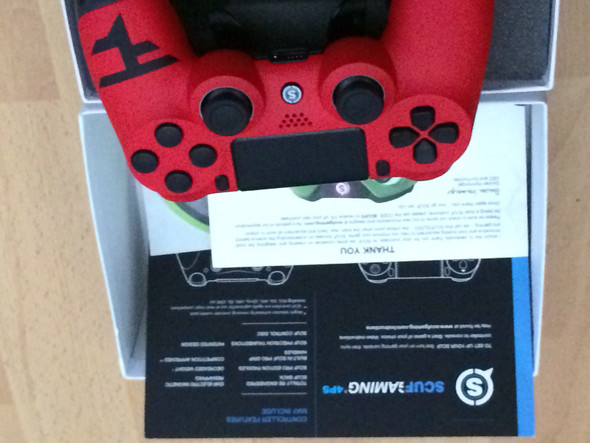 - (Gaming, PS4, Scuf Controller)