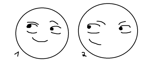 Zwei Emotionen - (Bilder, Emotionen)