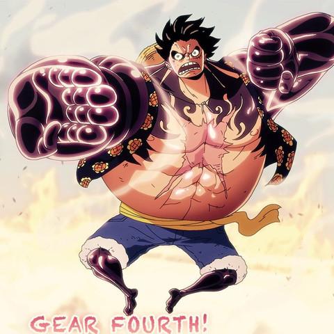 GEAR4 - (Zeichen, One Piece)