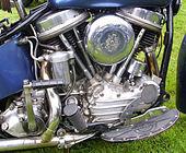 Panhead  - (Motorrad, Oldtimer)