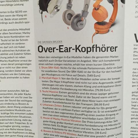 Over /On Ear - (Kopfhörer, EDM, Post-Rock)