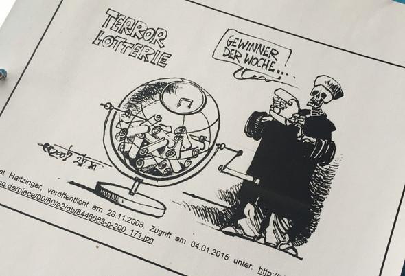 - (Politik, Terror)