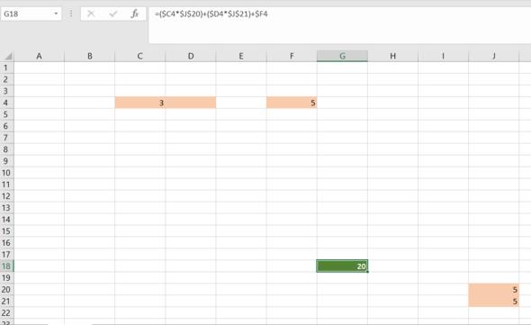 Rechnen - (Schule, Arbeit, Excel)
