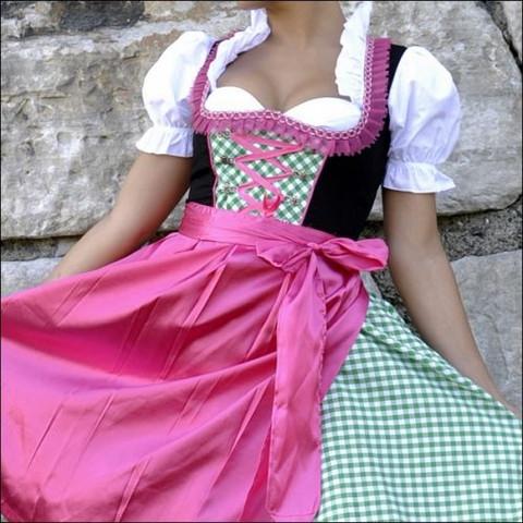 preußendirndl - (Mode, Kleidung, Dirndl)