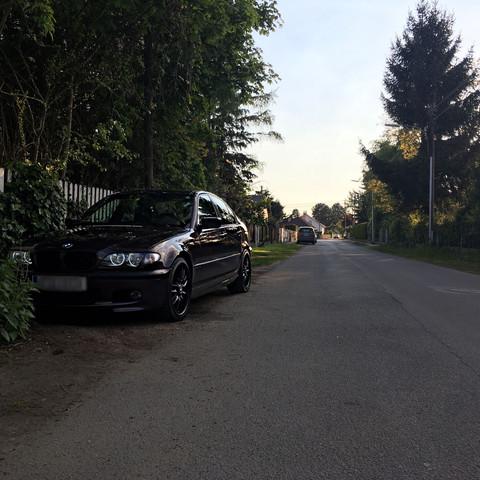 Mein e46  - (BMW, E46, e87)