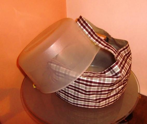 Kuchen Transporttaschen - (Ideen, nähen)