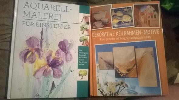 Buch 2&3 - (Buch, lernen, zeichnen)