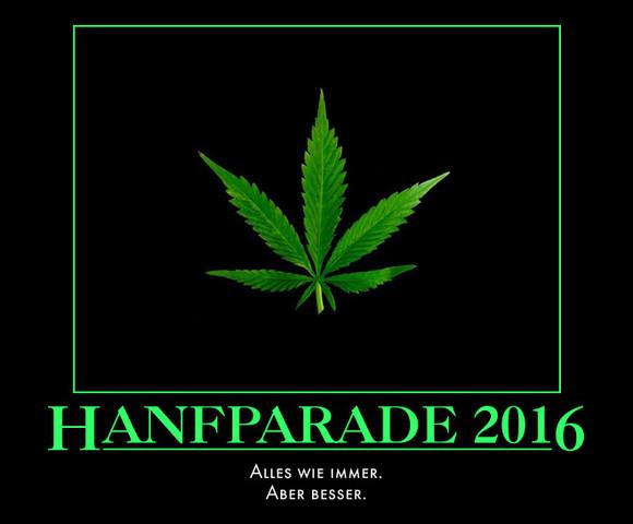 HP 2016 - (Cannabis, legalisierung)