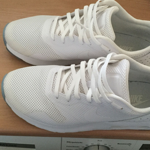 Nike schuhe in waschmaschine
