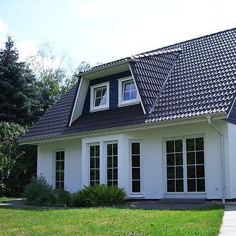 Freistehendes Haus - (wohnen, Garage, Gebiet)