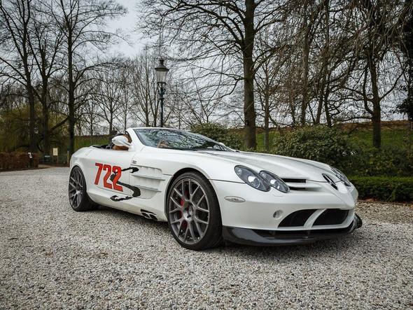 722 S - (Auto, Mercedes-Benz, Schnell)