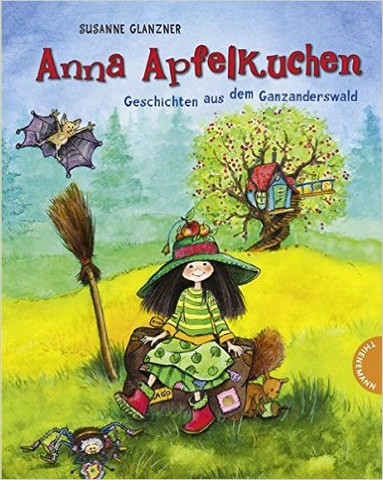 Anna Apfelkuchen  - (Buch, Kinderbuch, Enkel)