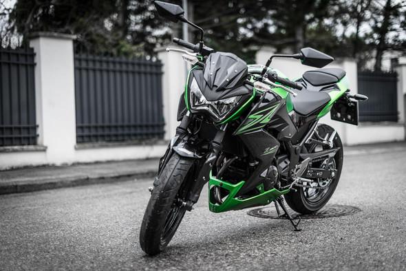 z300 - (Motorrad, A2, Motorradkauf)