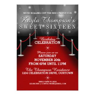 Einladung I - (Geburtstag, Party, Einladung)