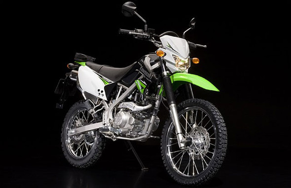 Kawasaki klx 125 - (125ccm, Enduro, 2Takt)