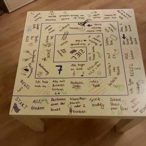 selbst gebautes geschenk f r freundin selfmade. Black Bedroom Furniture Sets. Home Design Ideas