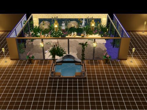 Sims 3 häuser zum nachbauen luxus  luxusvilla für die sims 3 selber bauen... (Freizeit, Spiele, villa)