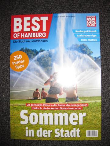 Best of Hamburg  - (Freunde, Urlaub, Sommer)