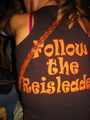 Follow the Reiseleader *g* - (Arbeit, Reise, Ausland)