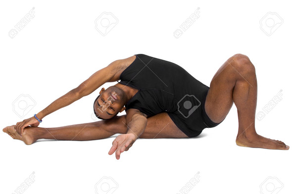 Das ist eine super Vorübung für den Herrenspagat! - (Sport, Kampfsport, Spagat)
