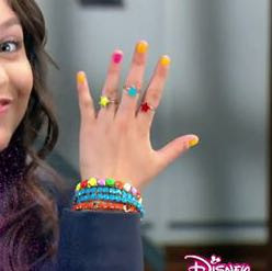 Finger  - (Ring, Soy Luna)