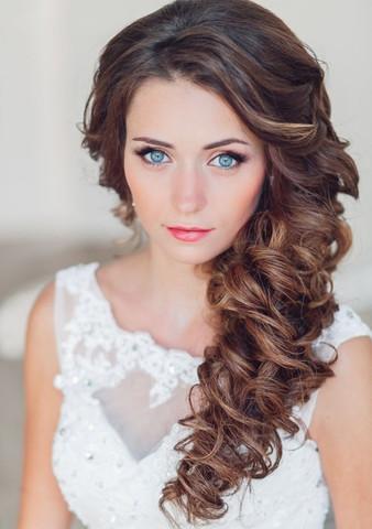 Seitlich - (Haare, Beauty, Frisur)
