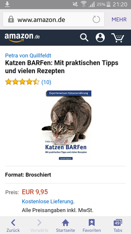 buch - (Katzen, Fleisch, Katzenfutter)