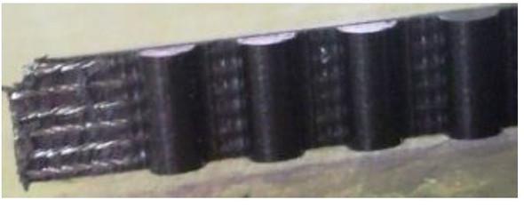Garagentorantrieb Für Normales Holztor Ist Ein Zahnriemenantrieb