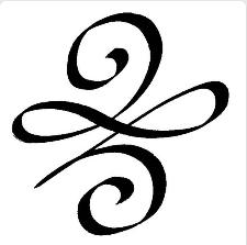 Tattoo neuanfang symbol