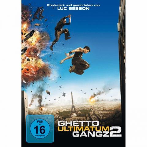 - (Film, Ghettogangz)