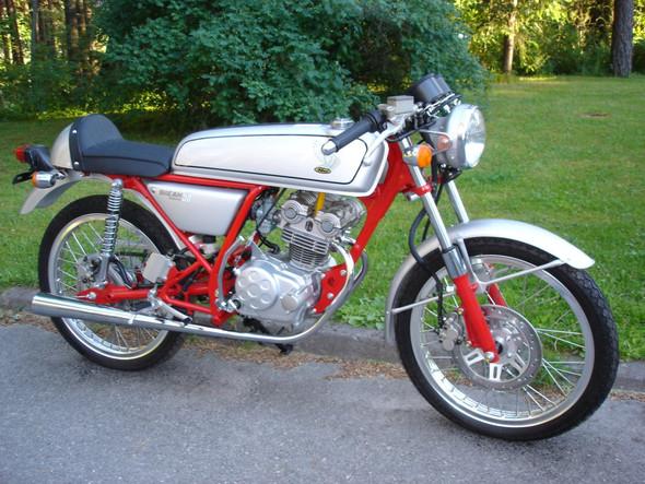 HONDA DREAM  - (Motorrad, Fragen, Support)