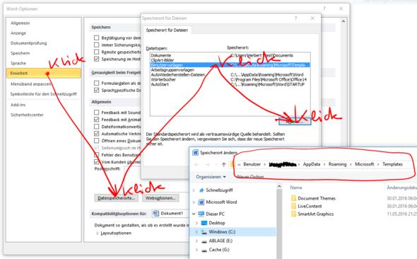 Optionen - (Microsoft, Word, Office)