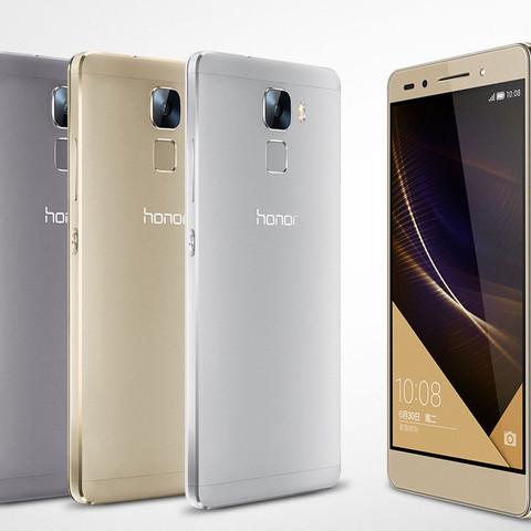 Honor7 - (Internet, Handy, Samsung)