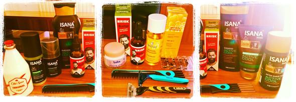 bart - (Männer, bartpflege, Bartpflege-Set)