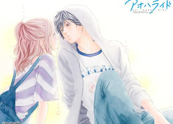 :) - (Anime, Comedy)