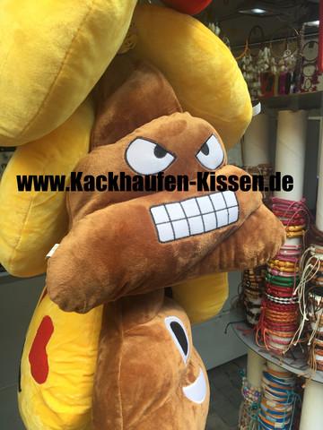 Kackhaufen-Kissen.de - (WhatsApp, Smiley, Kissen)