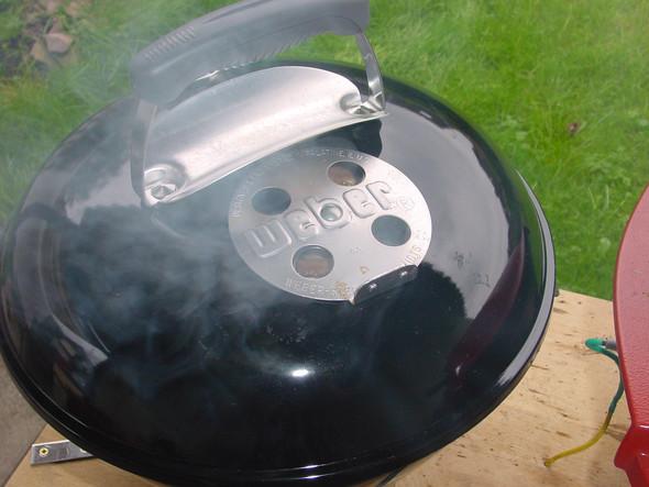 Weber Smokey Joe 37 cm - (Fleisch, Grillen, Grill)