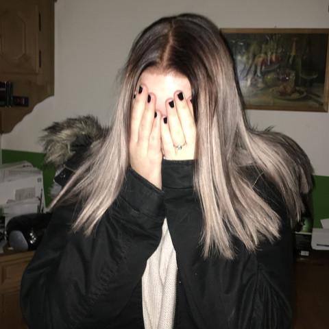 So hatte ich es gefärbt - (Haare, Friseur, Tönung)