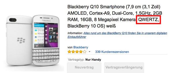 Amazon Produktbezeichnung - (Handy, deutsch, Amazon)