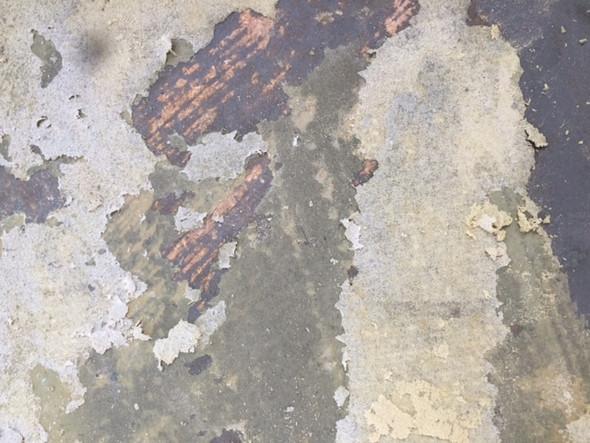 - (Asbest, Bodenbelag, teppichboden)