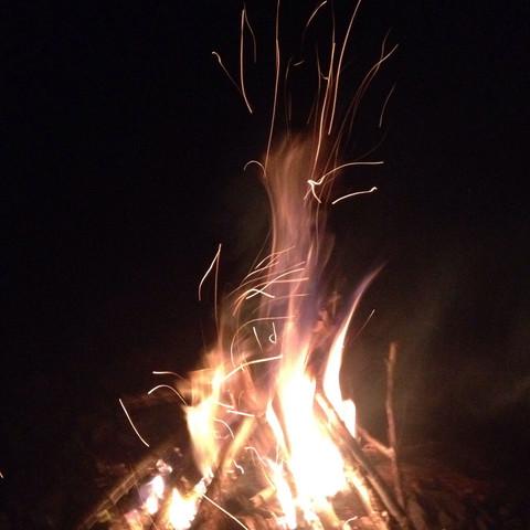Herrlich 😊 - (Feuer, Fachbegriff, ruß)