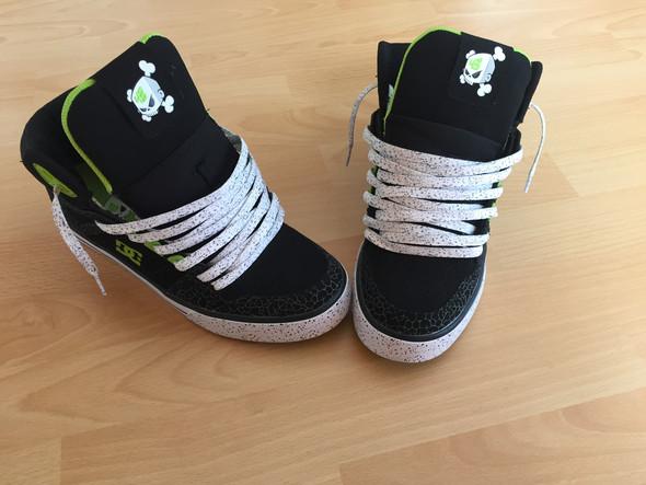 - (Schuhe, Sneaker, Schnürsenkel)
